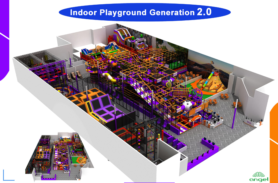 Mix indoor playground