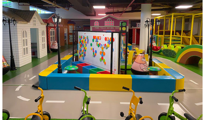 mytown indoor playground